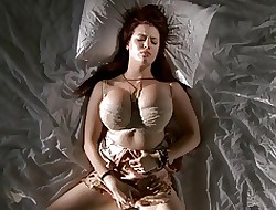hot redhead with big tits porn movies