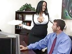 big tits boss porn videos