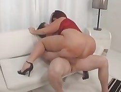 free plump women with big tits movies
